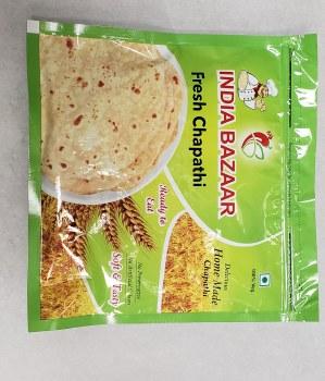 Fresh Methi Chapathi 8 pc