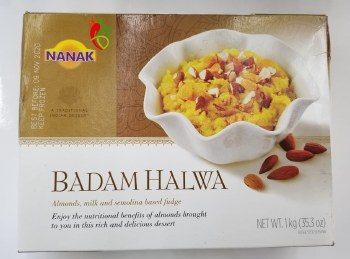 Nanak Badam Halwa 1kg