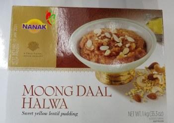 Nanak Moong Daal Halwa 1kg