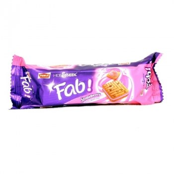 Parle Fab Strawberry 3.94 oz