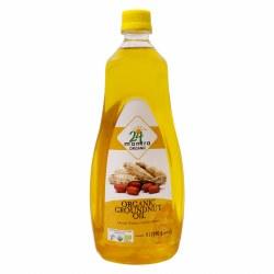 Mantra Organic Peanut Oil 1lt