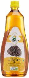 Mantra Org Mustard Oil 1lt