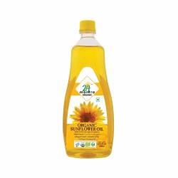 Mantra Org Sunflower Oil 1lt