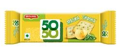Britannia 50-50 Chaska Maska