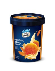 Vadilal Alphanso Mango Icecream 500ml