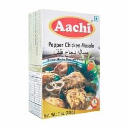Aachi Pepper Chicken Masala 7oz