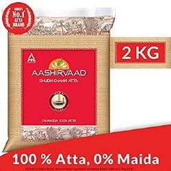 Aashirvaad Atta 2kg