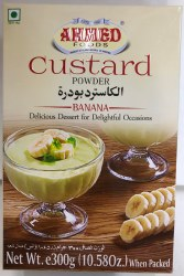 Ahmed Custard Banana Powder10.5Oz