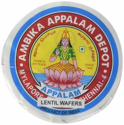 Ambika Appalam 7.87oz