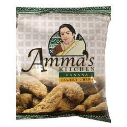 Amma's Banana Jaggery Chips 400gms