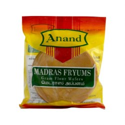 Anand Madras Papad 7oz