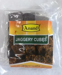 Anand Jaggery Dark Cubes 1.1lb