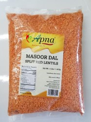 Apna Masoor Dal 4lb