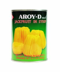 Aroy-D Yellow Jack Fruit 20oz
