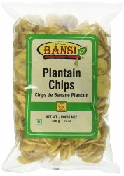 Bansi Plantain Chips 12oz