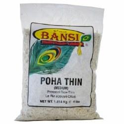 Bansi Poha Thin 4lb