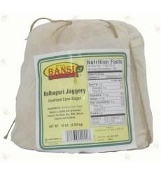 Bansi Kolhapuri Jaggery 11 Lb