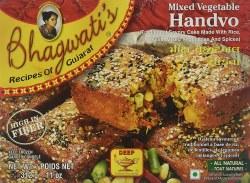 Bhagwatis Handvo Mix Veg