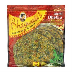 Bhagwatis Methi Dhebra