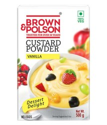 Brown & Polson Custard Powder 100g