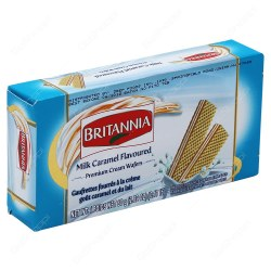 Britannia Milk Cara Wafer 6.17o
