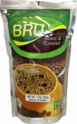 Bru Green Label Coffee 7 oz