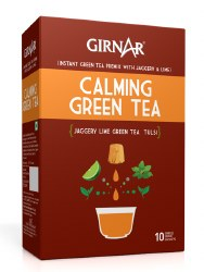 Girnar Inst Calming Green T 10