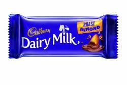 Cadbury Dairy Milk Roast Almond 36Gm
