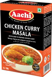 Aachi Chicken Curry Masala 7oz