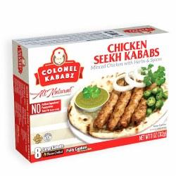 Alsafa Chicken Seekh Kabab 8pc