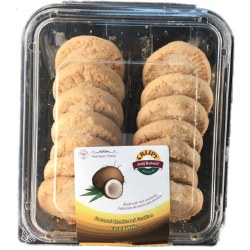 Crispy Coconut Cookies 350gm