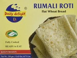 Daily Delight Rumali Roti 330 Gms
