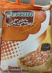 Deccan Brown Sona Masoori 20lb