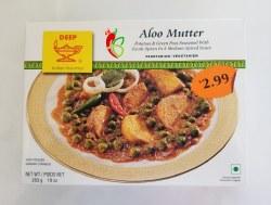 Deep Aloo Mutter 10oz