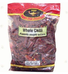 Deep Chilli Whole 14 oz