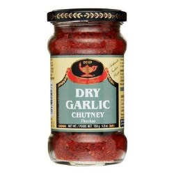 Deep Dry Garlic chutney 5.3oz