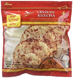 Deep Onion Kulcha 4pc
