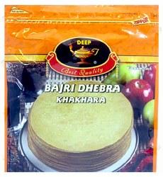Deep Bajri Dhebra Khakhara