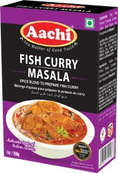 Aachi Fish Curry Masala 200gms