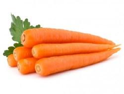 Fresh Carrots per lb