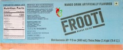 Frooti Juice 1 CS (200mlx27)