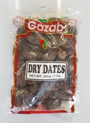 Gazab Dry Dates 7oz