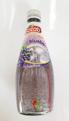 Gazab Basil Blueberry 290ml