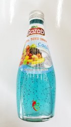 Gazab Basil Cockta Drink 290ml