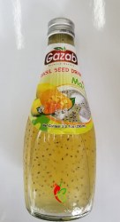 Gazab Basil Mango Drink 290ml