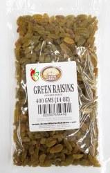Grain Market Green Raisins 14oz
