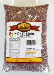 Grain Market Kidney Beans(Light) 4lb
