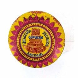 Gopuram Kasthuri Turmeric 50gm