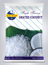 Daily Delight Grated Coconut 16 oz