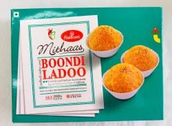 Haldiram Boondi Ladoo 12 oz